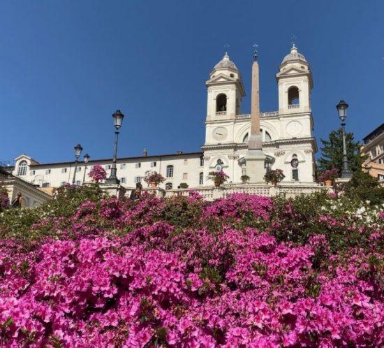Rzym w jeden dzień - Spagna