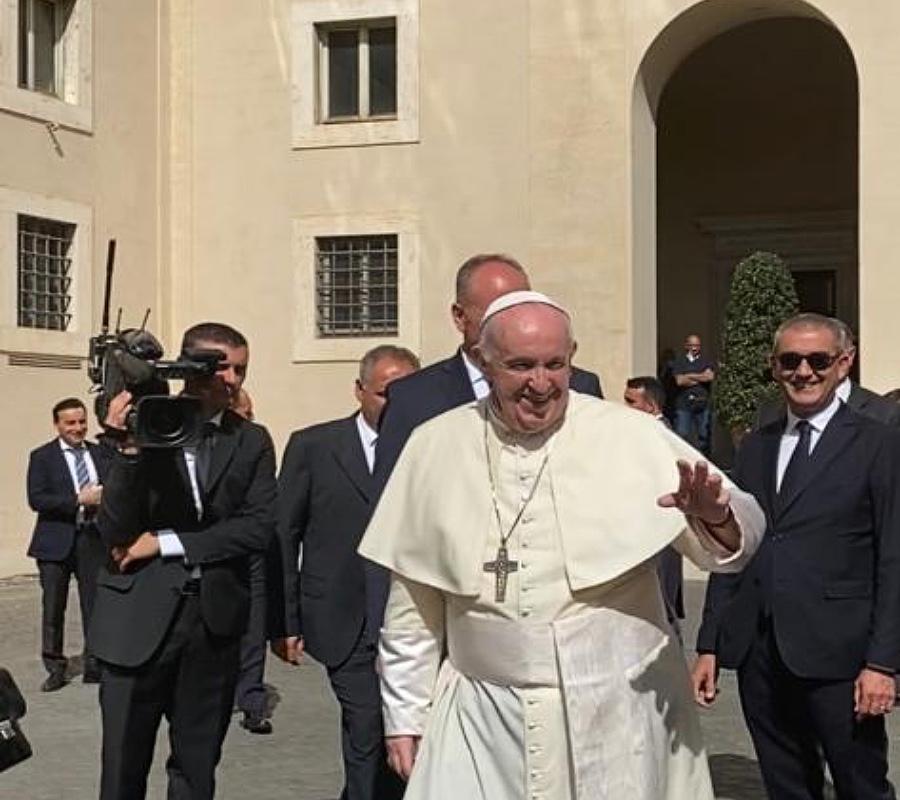 Audiencje papieskie