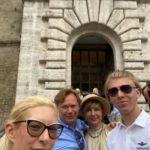 Wejście do muzeów Watykańskich