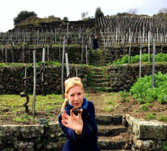 Etna i jej wino