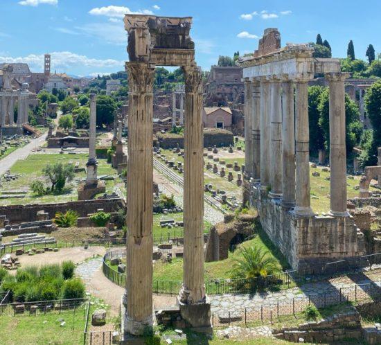 Starożytny Rzym w małej grupie