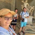 Muzea Watykańskie i grupa Laookona