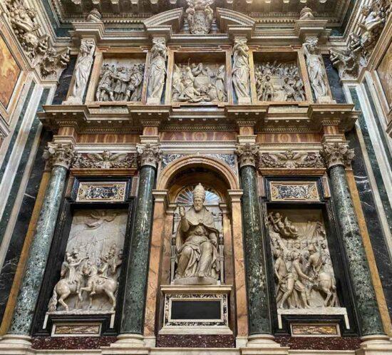 Pomnik grobowy papieża Klemensa VIII