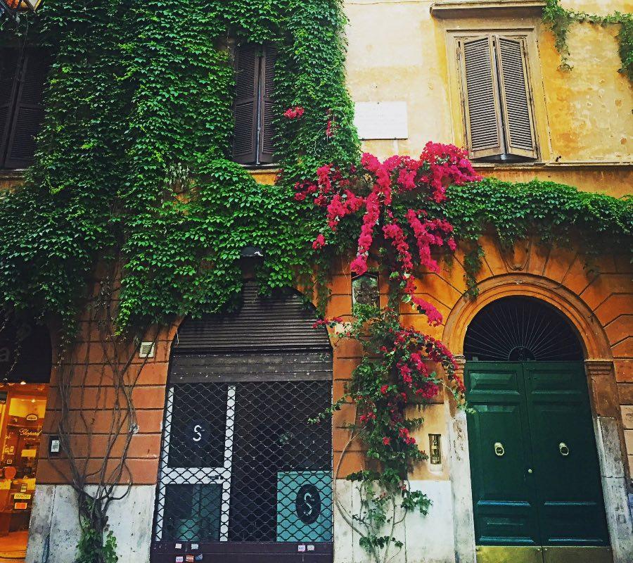 Rzymskie wakacje Via Margutta