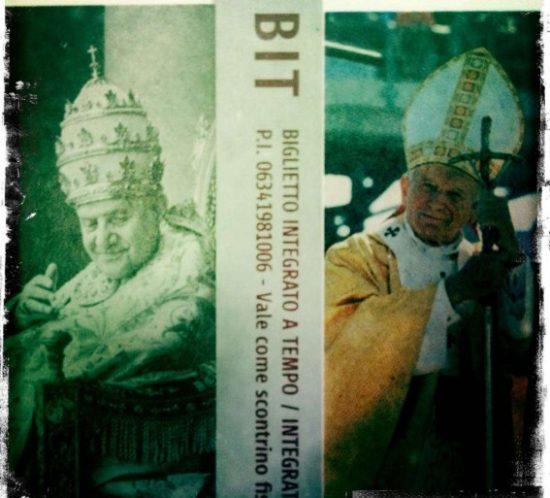Kanonizacja Jana Pawła II i Jana XXIII zbliża się, a miasto Rzym przygotowuje się do przyjęcia tysięcy pielgrzymów.