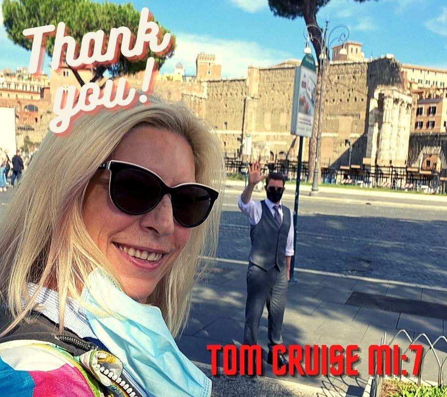 Tom Cruise MI:VII